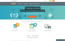 FinRally Binary Options Homepage