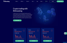 Cryptocurrency Trading at ROInvesting